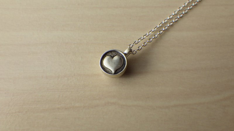 Cafe Latte Pendant