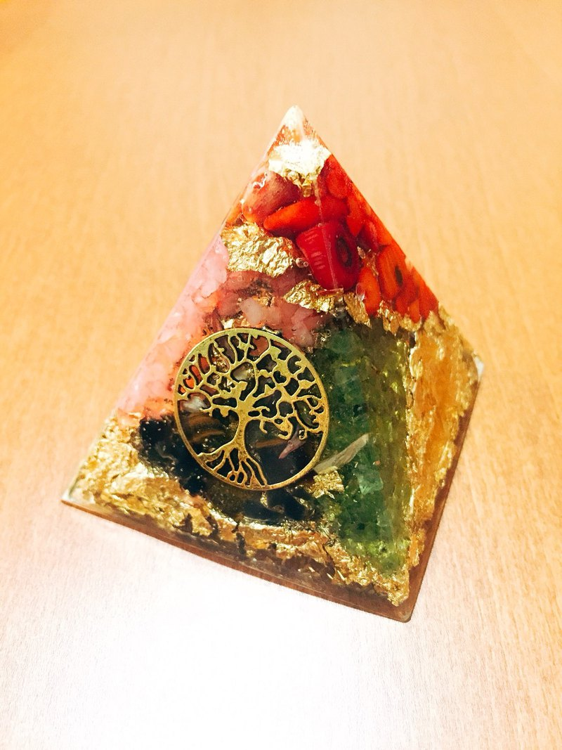 Aogang Energy Crystal Pyramid