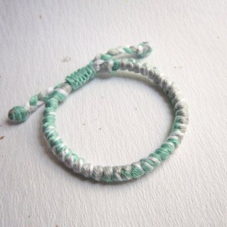 Squandering Lucky Rope Braided Bracelet (optional color)