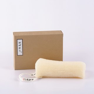 【Monga soap】 clean bath gloves