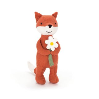 Jellycat Mini Messenger Fox