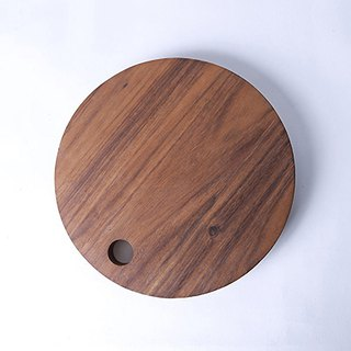 Limpid Round Chopping Board
