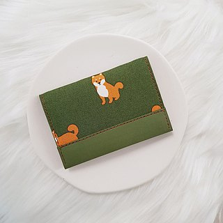 Lost firewood washed kraft paper limited edition | card holder business card holder