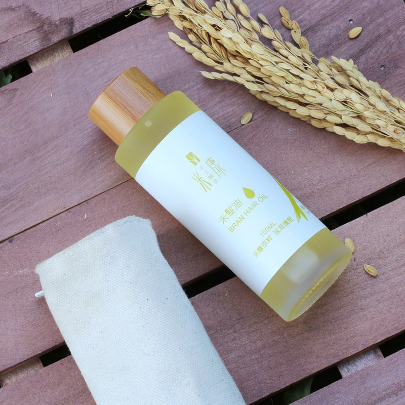 Rice hair oil | rice hair oil | environmentally friendly packaging
