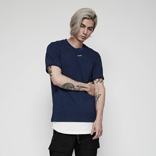 DYCTEAM - Deep Indigo Tee