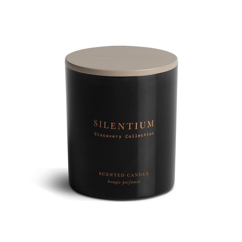 VANCOUVER CANDLE CO SILENTIUM 大豆香氛蠟燭  | 150 ML