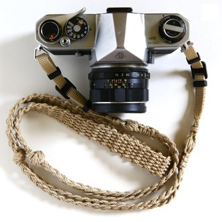 Hemp string hemp camera strap A / belt