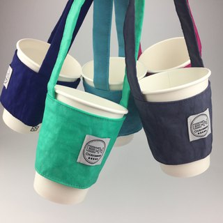 Eco Cup Set/Beverage Bag (single)