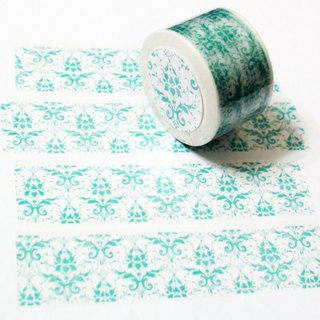 Masking Tape Tiffany Lace