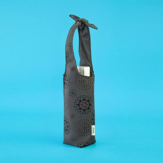 """Rabbit Ear"" Bottle Holder / Firework / Dark Night Grey"
