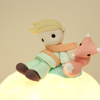 Bluetooth audio little prince planet whisper light, unique and customized, the most intimate gift