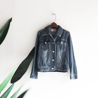 Jinggang Qinglan Hailan Love Practice Manual Antique Cotton Denim Shirt Top Jacket Vintage