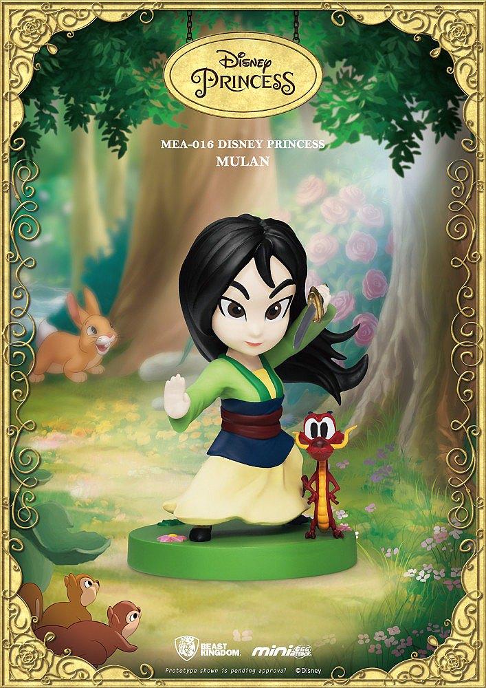 【春季好物】MEA-016 迪士尼公主系列 花木蘭