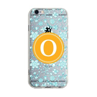 Letter O - Samsung S5 S6 S7 note4 note5 iPhone 5 5s 6 6s 6 plus 7 7 plus ASUS HTC m9 Sony LG G4 G5 v10 phone shell mobile phone sets phone shell phone case