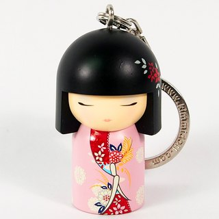 Keyring - Norika's beautiful humanity [Kimmidoll and blessing doll key ring]