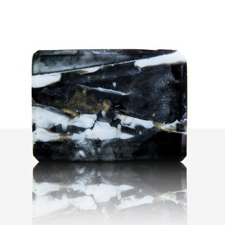 Marble Soap-Black/Woody Musk/Sensitive