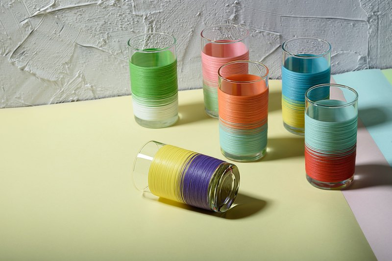 Line processing PUNNDLE line cup color custom color