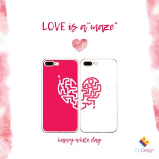 Couple Heart to Heart - Samsung S5 S6 S7 note4 note5 iPhone 5 5s 6 6s 6 plus 7 7 plus ASUS HTC m9 Sony LG G4 G5 v10 phone shell mobile phone sets shell phone cases