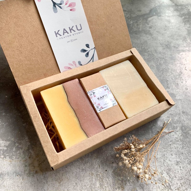 Tochigi Gift Box / 2 Into Soap / Tochigi Essential Oil