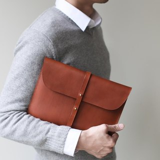 iPad/ iPad Air Veg-tanned leather case/sleeve