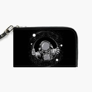 Snupped Isotope - Phone Pouch - Black Hole