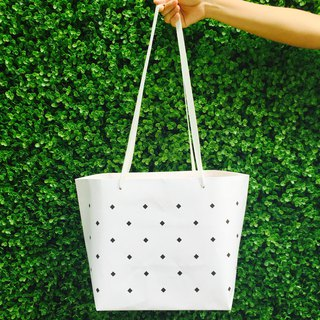 BONNSU exclusive design hexagonal paper bag