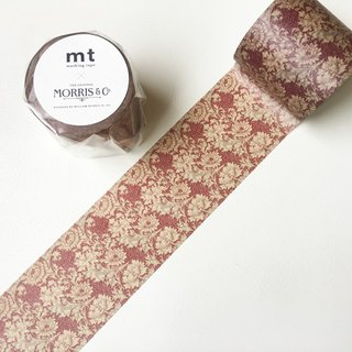 Mt and paper tape x William Morris [Chrysanthemum (MTWILL03)] 2016Summer
