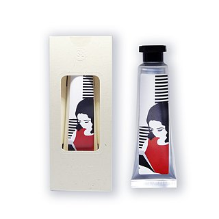 SLL Simple Handcream/Red and Black系列/The moment