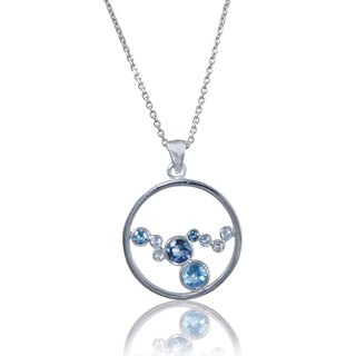 Ring Galaxy Pendant – Milky Way