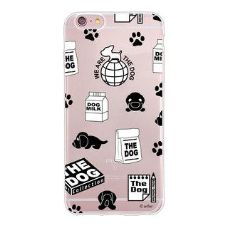 The Dog Big Dog Authorized - TPU Case, AJ03