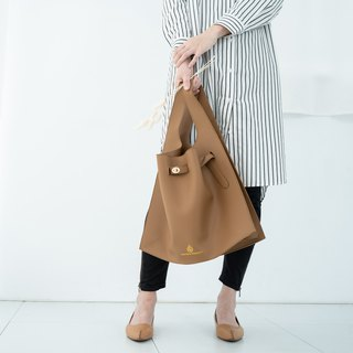 Vestket bag  - Camel