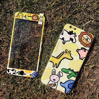 Animal cookie phone shell