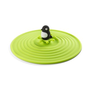 Bone / Cup Lid Cup Cover - Penguin Maru