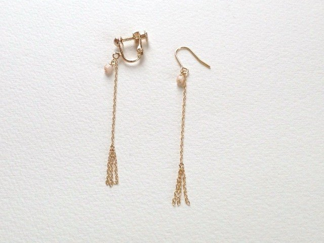 Comet(earrings)