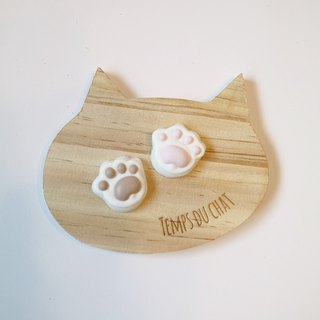 ❖ 3 Hand Made Cat's paw Sugar / Made in Japan❖