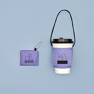 YCCT Eco Beverage Bag Classic - Polar Bear - Patent Storage is not afraid to forget
