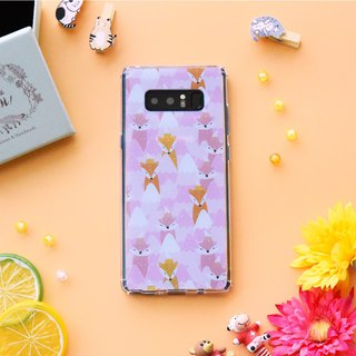 【NORWAY FOX- SPRING】ONOR CRYSTALS PHONE CASE