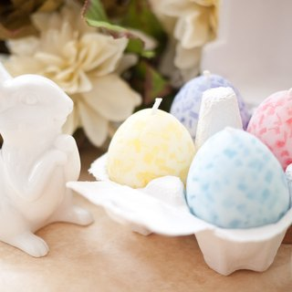 4 eggs, soy aromatherapy candles color ✣ pure essential oils natural soy x x Smoke -