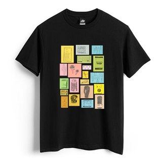 Daily One - Black - Neutral Edition T - Shirt
