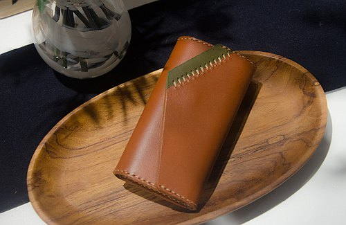 <45 Degree Series> Genuine Leather Key Case