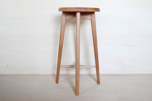 Kitchen stool A · alder wood