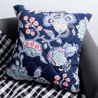 Outdoor picnic fat pillow (including MIT pillow) - the song of the shore flower