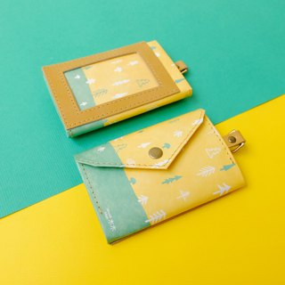 Forest-TYVEK Paper Wallet