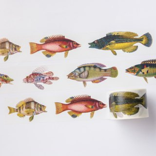 Washi Tapes - Seafish