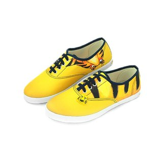 Story shoes color YELLOW for ladys, the price includes only the shoes