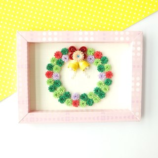 Handmade decorations-Christmas wreaths