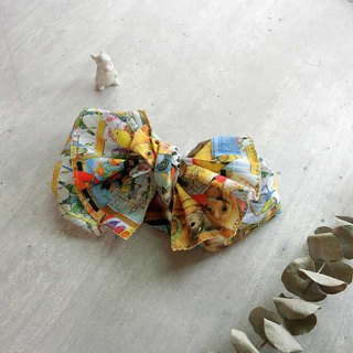 [Shell art] pet big collection giant butterfly hair band - the whole strip can be opened!