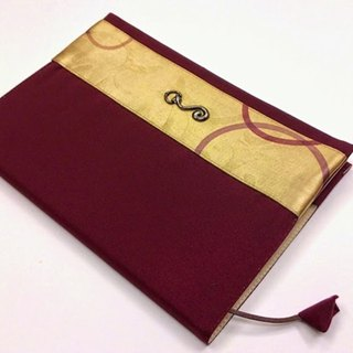 Exquisite A5 cloth book (the only product) B02-007 (2)