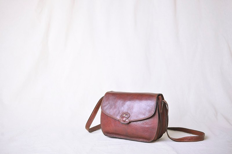 Vintage The Bridge brown shoulder bag