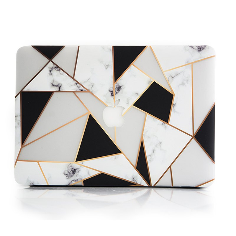 Slick Case 香港 | Structural Marble Mural MacBook 保護殻